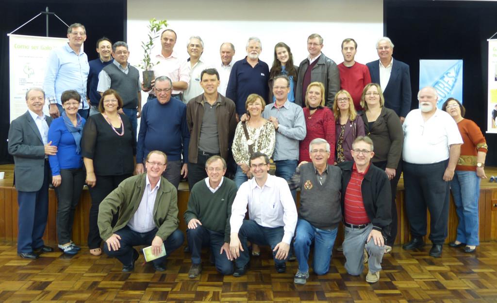 PAGV participantes