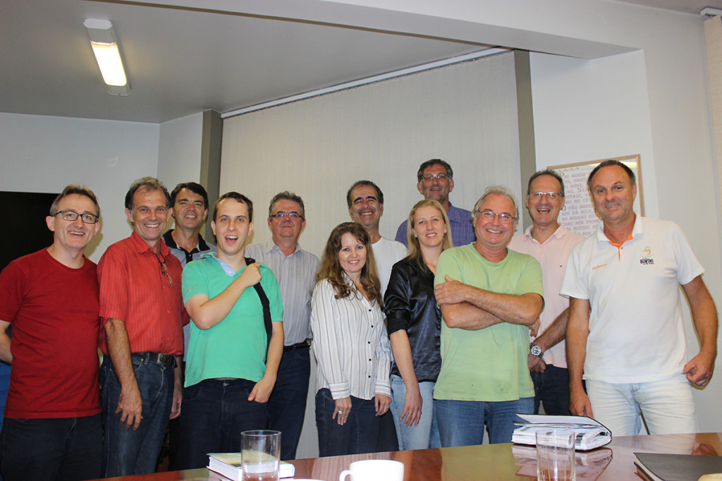 Reunião Galo Verde