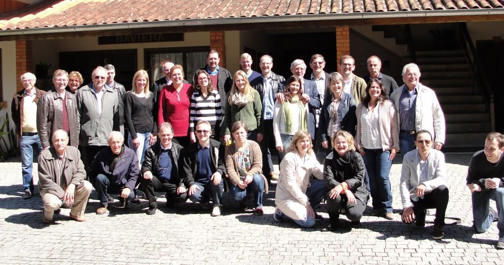 Participantes Seminário Galo Verde