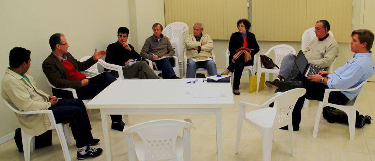 Reunião Núcleo Ecumênico